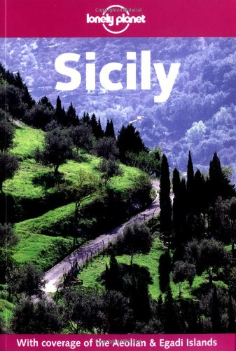 9781740590310: Sicily (Lonely Planet Country Guides)
