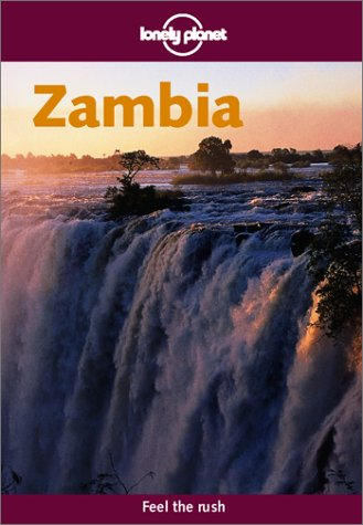 9781740590457: Lonely Planet Zambia