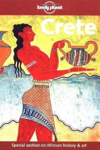 9781740590495: Lonely Planet Crete [Lingua Inglese]