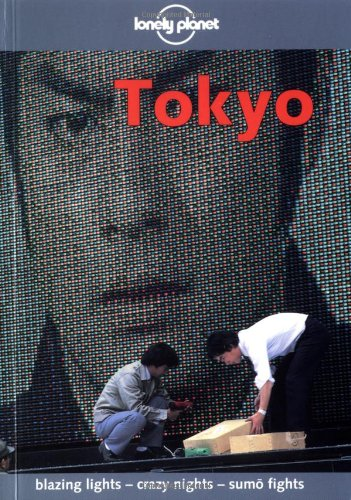 Lonely Planet Tokyo: John Ashburne