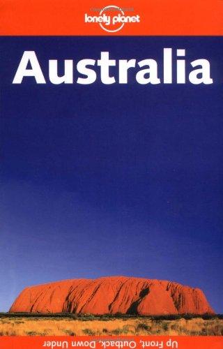 9781740590655: Australia (Travel Guide)