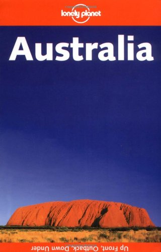 Lonely Planet Australia: Paul Harding