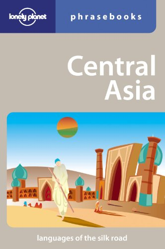 9781740591140: Central Asia: Lonely Planet Phrasebook