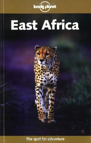9781740591317: Lonely Planet East Africa