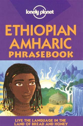 9781740591331: Lonely Planet Ethiopian Amharic Phrasebook