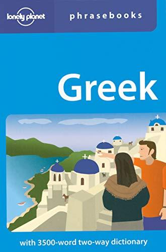 9781740591409: Greek: Lonely Planet Phrasebook