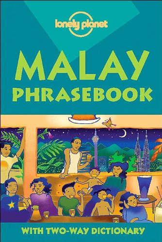 9781740591751: Malay phrasebook (Lonely Planet Phrasebook)