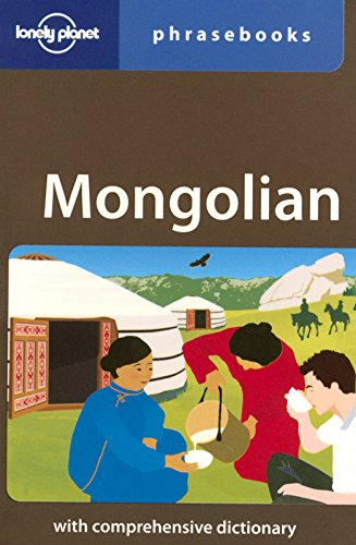 9781740591867: Mongolian: Lonely Planet Phrasebook