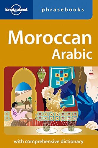 9781740591874: Moroccan Arabic