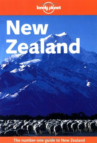 9781740591966: Lonely Planet New Zealand
