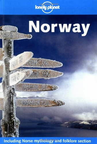 9781740592000: Norway (Lonely Planet Country Guides)