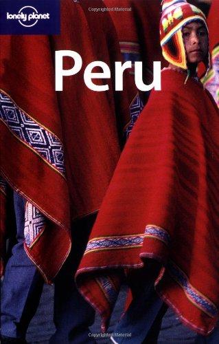Lonely Planet Peru: Beech, Charlotte; Rachowiecki, Rob