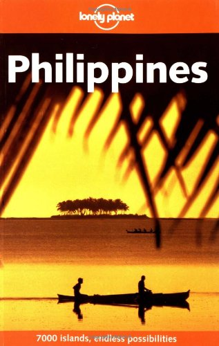 9781740592109: Philippines (Lonely Planet Travel Guides)