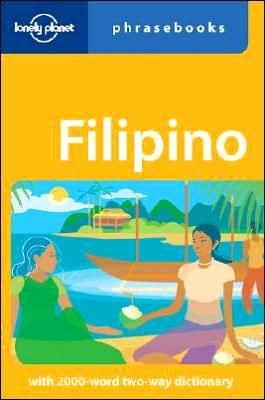 9781740592123: Lonely Planet Prasebooks Filipino