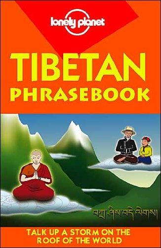 9781740592338: Tibetan phrasebook