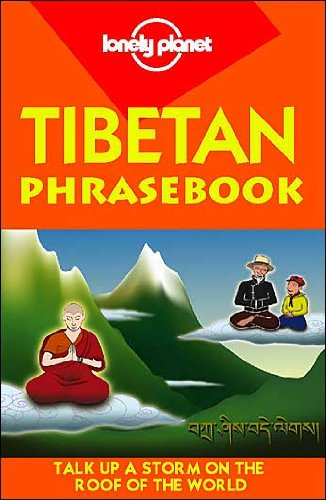 9781740592338: Tibetan Phrasebook (Lonely Planet)