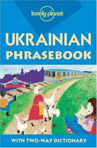 9781740592376: Ukrainian Phrasebook (Lonely Planet)