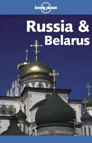9781740592659: Lonely Planet Russia & Belarus