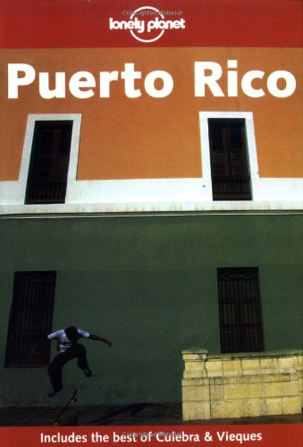 9781740592741: Puerto Rico (Lonely Planet Regional Guides)