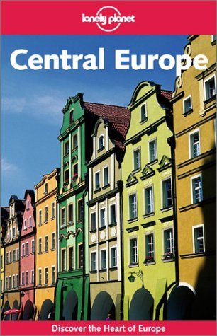 9781740592857: Lonely Planet Central Europe
