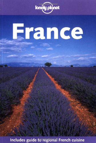 9781740592918: Lonely Planet France