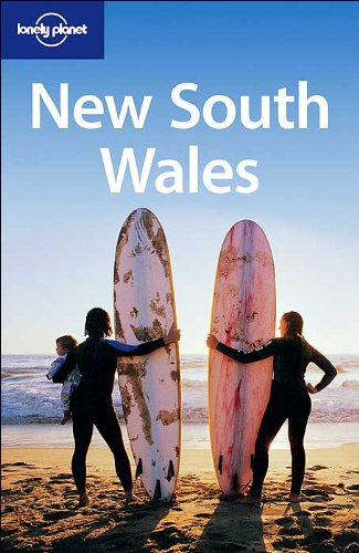 9781740593045: Lonely Planet New South Wales