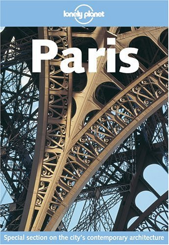 9781740593069: Paris (Lonely Planet City Guides)