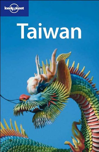 9781740593601: Lonely Planet Taiwan [Lingua Inglese]