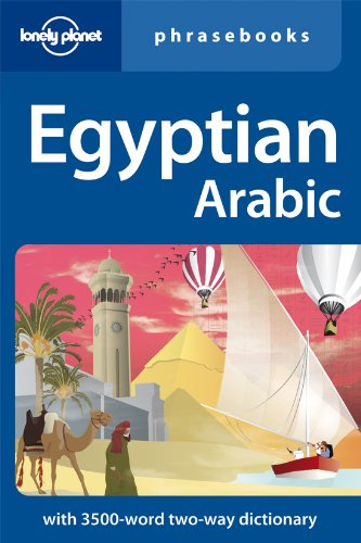 9781740593915: Lonely Planet Egyptian Arabic Phrasebook (Lonely Planet Phrasebook)