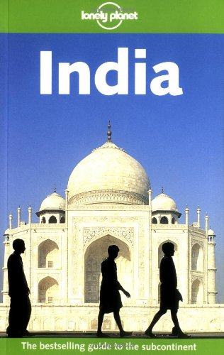 9781740594219: Lonely Planet India