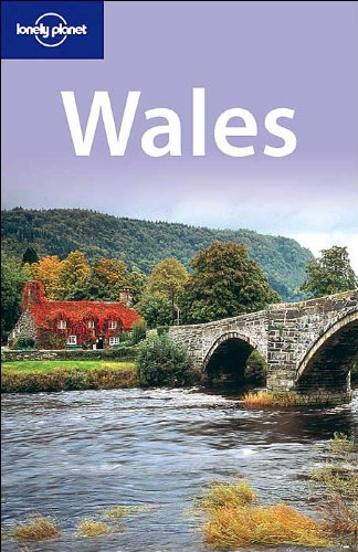 9781740594240: Wales (Lonely Planet)