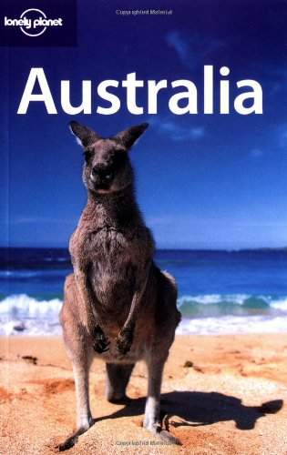 9781740594479: Australia (Lonely Planet Country Guides)
