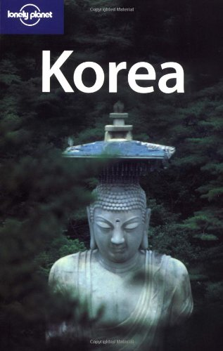 9781740594493: Lonely Planet Korea (Lonely Planet Korea: Travel Survival Kit)