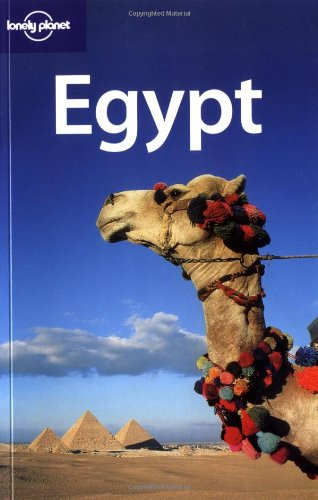 9781740594639: Lonely Planet Egypt