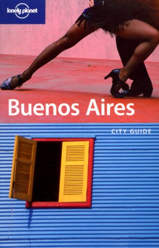 9781740594851: Lonely Planet Buenos Aires (City Guide)