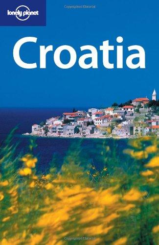 9781740594875: Lonely Planet Croatia