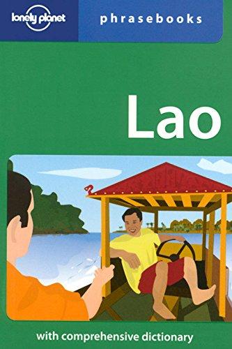 9781740594929: Lao: Lonely Planet Phrasebook