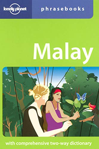 9781740594943: Malay: Lonely Planet Phrasebook