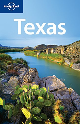 9781740594998: Lonely Planet Texas (Regional Travel Guide)