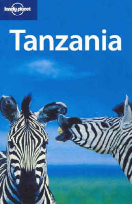 9781740595186: Lonely Planet Tanzania
