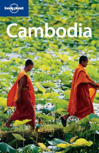 9781740595254: Lonely Planet Cambodia (Country Guide)