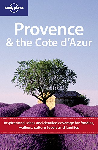 9781740595445: Provence & the Cote d'Azur (Regional Travel Guide)