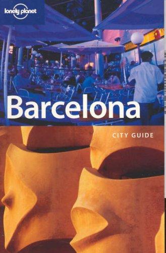 9781740596732: Barcelona (Lonely Planet Barcelona)