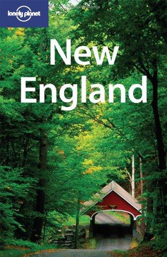 9781740596749: New England. Ediz. inglese