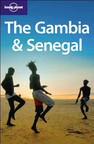 9781740596961: Lonely Planet The Gambia & Senegal (Country Guide)
