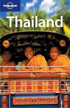 9781740596978: Lonely Planet Thailand