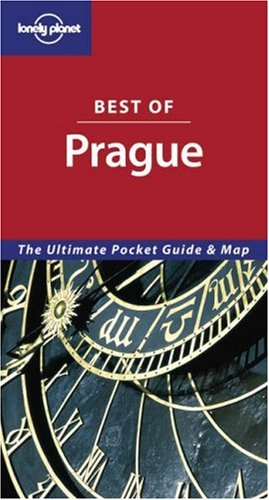 Lonely Planet Best of Prague (1740597117) by Richard Watkins
