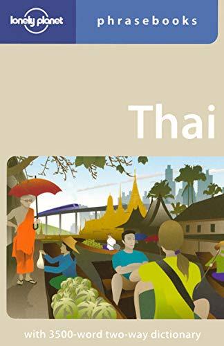 9781740597340: Thai (Lonely Planet Phrasebooks)