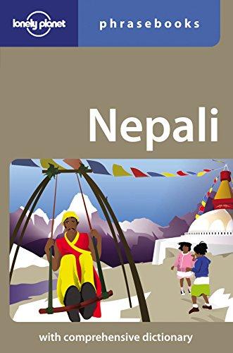 9781740597357: Lonely Planet Nepali Phrasebook