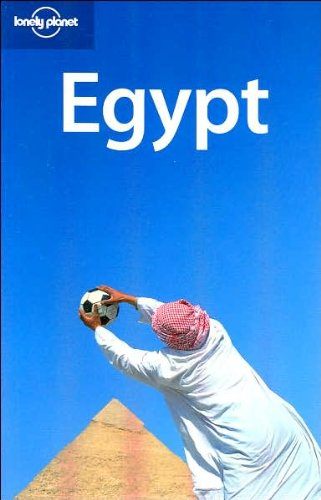 9781740597418: Lonely Planet Egypt (Country Guide)
